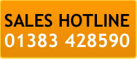 Sales hotline: 01383 428590